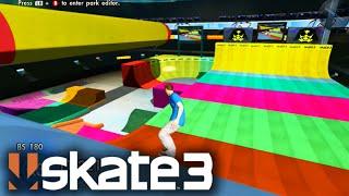 getlinkyoutube.com-SKATE 3: Super Parque MONSTRUOSO! (Skate Share Pack) - #38
