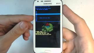 Samsung Galaxy Core Duos I8262 hard reset