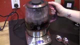 SCG Experiments: Breville One-Touch Tea Maker vs. Sowden Penrose & Bonavita Kettle