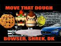 Future Move That Dope Parody feat. Shrek and DK - Move that Dough