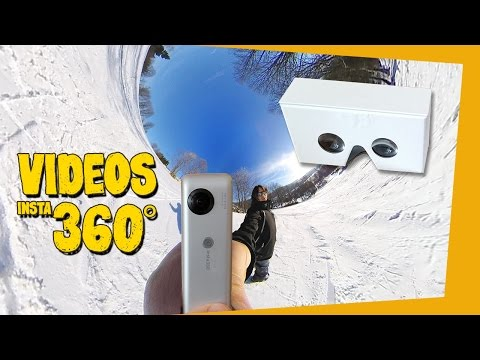VIDEOS DE VIAJES Y REALIDAD VIRTUAL - INSTA 360 NANO VR REVIEW, UNBOXING