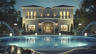 getlinkyoutube.com-Dubai Luxury House 2016 new !!!
