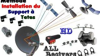getlinkyoutube.com-TUTO Comment régler et capter plusieurs satellite avec une seule parabole