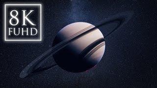 getlinkyoutube.com-Saturn Time Lapse ~ FUHD 8K ~