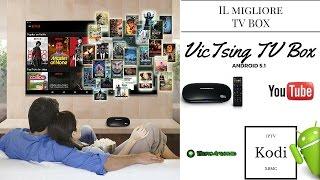 getlinkyoutube.com-Il migliore Box TV per Kodi, XBMC e IPTV by Victsing - La recensione