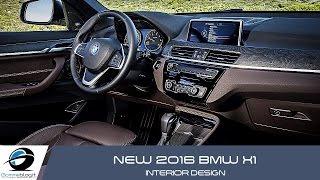 getlinkyoutube.com-NEW 2016 BMW X1 | INTERIOR DESIGN