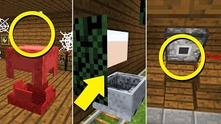 getlinkyoutube.com-8 Minecraft Glitches that work NOW