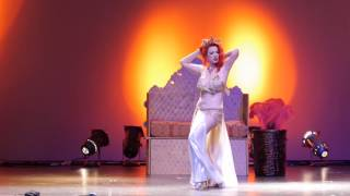 getlinkyoutube.com-11 Blaze - Snake Charmer - Cirque du Burlesque May 2013