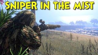 SNIPER IN THE MIST! - Arma 3: Battle Royale (Wake Island)