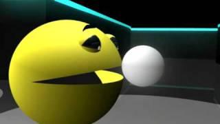 getlinkyoutube.com-Pacman's Natural Habitat