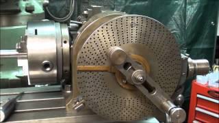 getlinkyoutube.com-SHOP TIPS #198 Gear Cutting on the Bridgeport Mill Plain Indexing Method tubalcain
