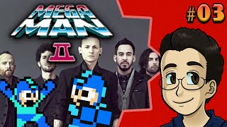 LINKIN PARK AMVs | Mega Man 2, Part 3 - BGPR!
