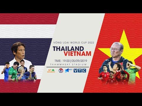 FULL HD | THÁI LAN - VIỆT NAM | VÒNG LOẠI WORLD CUP 2022 | NEXT SPORTS