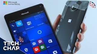 getlinkyoutube.com-Microsoft Lumia 950 XL Unboxing and First Impressions