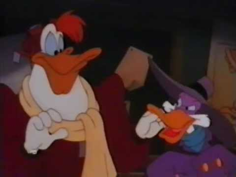 Darkwing Duck Ita - Primo e secondo episodio - Panico nella notte