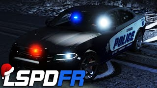 getlinkyoutube.com-LSPDFR #75 - Bicycle Pursuit!