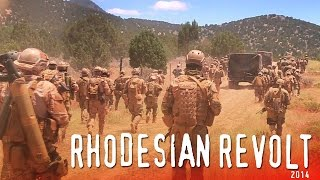 getlinkyoutube.com-Rhodesian Revolt 2014 - Episode 1 - Massive Airsoft Event