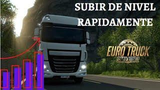 getlinkyoutube.com-como subir de nivel rapido en eurotruck simulator 2 con cheat engine