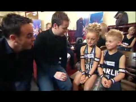 Cheeky Monkeys On Britain's Got Talent 2008