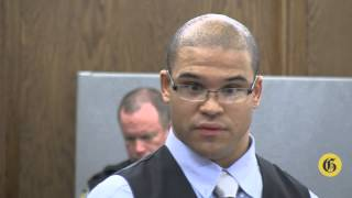getlinkyoutube.com-Jacobson addresses the court before being sentenced to life for murder