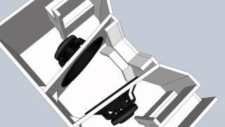 "getlinkyoutube.com-6th order bandpass, Dual 18"""