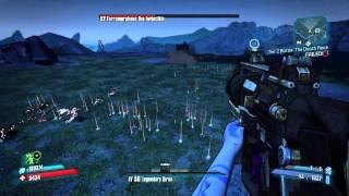 getlinkyoutube.com-Borderlands 2 Terramorphous Solo Siren (Post patch) [NO BEE SHIELD]