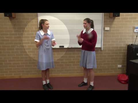 The Arts: Music - Satisfactory - Years 7 and 8
