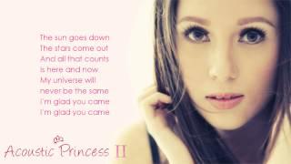 Glad You Came - Princess Velasco (Cover) [HD] - Lyrics