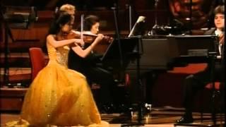 getlinkyoutube.com-Vanessa Mae - at the Birmingham Symphony Hall 1997 - Classical Violinist.