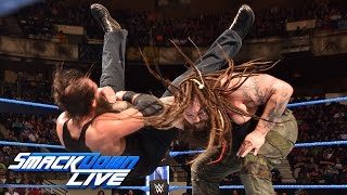 Luke Harper vs. Bray Wyatt: SmackDown LIVE, March 28, 2017