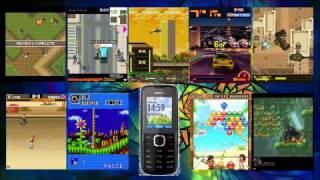 Nokia C1 01 Games