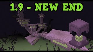getlinkyoutube.com-Minecraft 1.9 Lets Play #3 - NEW END, NEW DRAGON FIGHT