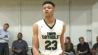 Kevin Knox Official Senior Year Mixtape!! McDonald's All American