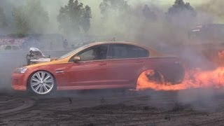 getlinkyoutube.com-The biggest crashes, blowups, flames and Close calls of 2013