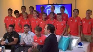 Equipo de fútbol pide donaciones para poder participar en torneo