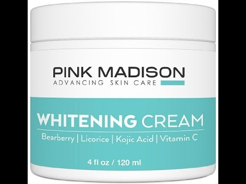 Pink Madison - Whitening Cream