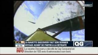 getlinkyoutube.com-décollage de la fusée discovery le 24 février 2011