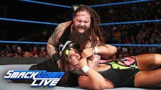 getlinkyoutube.com-American Alpha vs. The Wyatt Family - SmackDown Tag Team Title Match: SmackDown LIVE, Jan. 10, 2017