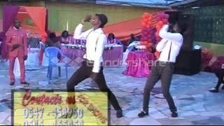 getlinkyoutube.com-Nero x Osey ..Gh most wanted dance crew at de birthday