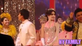 getlinkyoutube.com-[FANCAM] Nadech & Yaya - The Show [BTS]