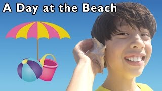 getlinkyoutube.com-Summer Ocean Fun in the Sun   A Day at the Beach and More   Baby Songs from Mother Goose Club!