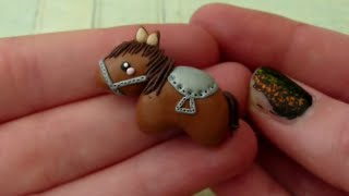getlinkyoutube.com-[Tutorial] Horse (Polymer Clay/Fimo)