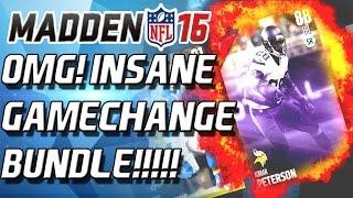 getlinkyoutube.com-INSANE GAMECHANGER PACK! 100K PULL! MY BEST PULL! - Madden 16 Ultimate Team
