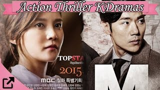 getlinkyoutube.com-Top Action Thriller Korean Dramas of  2015