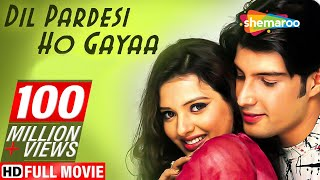 Dil Pardesi Ho Gaya {HD} - Kapil Jhaveri - Saloni Aswani - Romantic Hindi Movie-(With Eng Subtitles) width=