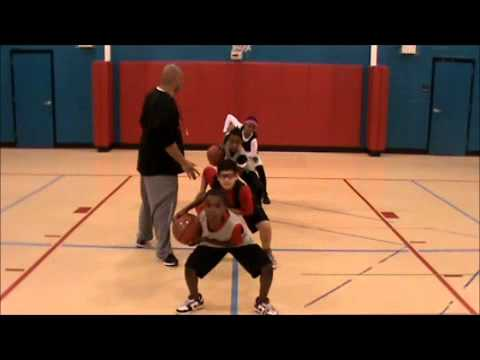 BTG Youth Basketball Drills #1