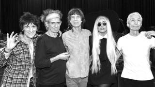 getlinkyoutube.com-Rolling Stones ft Lady Gaga - Gimme Shelter