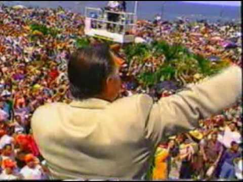 Clamor 1997- Evangelista Jorge Raschke cantando