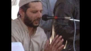 getlinkyoutube.com-Pakistani Crickter Shahid Afridi Views about tablighi jamaat