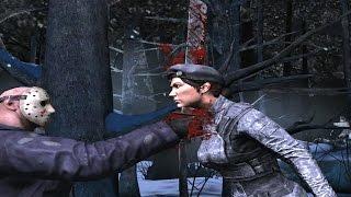 getlinkyoutube.com-Mortal Kombat X (iOS) - Unstoppable Jason Vorhees Gameplay + X-Ray Move